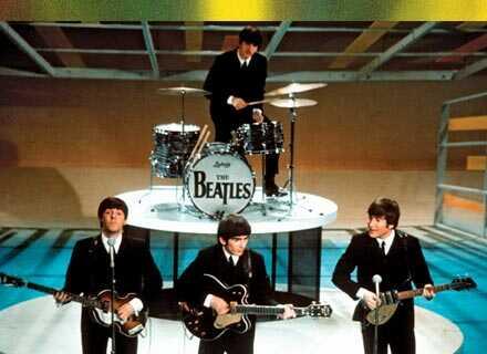 The Beatles Drum Sheet Music