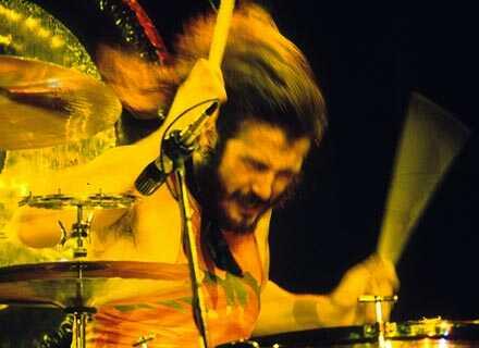 Led Zeppelin Drum Sheet Music