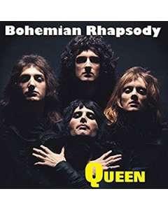 Bohemian Rhapsody - Queen - Drum Sheet Music