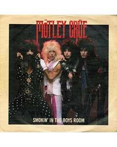 Smokin' In The Boys Room - Motley Crue - Drum Sheet Music