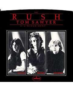 Tom Sawyer - Rush - Drum Sheet Music