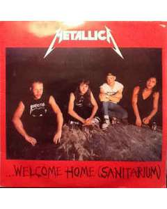 Welcome Home (Sanitarium) - Metallica - Drum Sheet Music