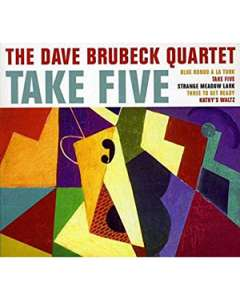 Take Five (with Solo) - Dave Brubeck - Drum Sheet Music