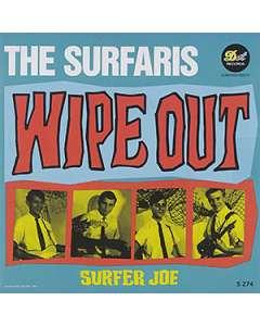Wipeout - The Surfaris - Drum Sheet Music