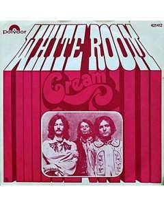 Whiteroom - Cream - Drum Sheet Music
