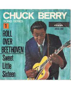 Roll Over Beethoven - Chuck Berry - Drum Sheet Music