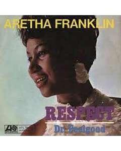 Respect - Aretha Franklin - Drum Sheet Music