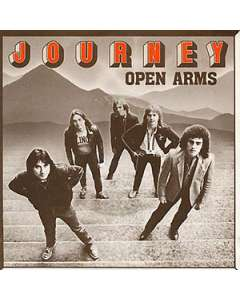 Open Arms - Journey - Drum Sheet Music