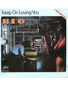 Keep On Loving You - Reo Speedwagon - Drum Sheet Music