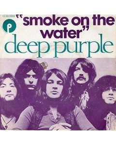 Smoke On The Water - Deep Purple - Drum Sheet Music