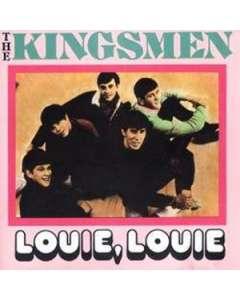 Louie Louie - The Kingsmen - Drum Sheet Music