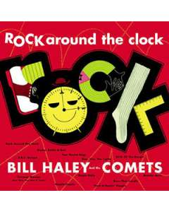 Rock Around The Clock - Bill Haley And The Comets - Drum Sheet Music