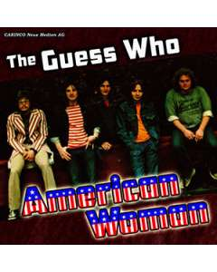 American Woman - The Guess Who - Drum Sheet Music