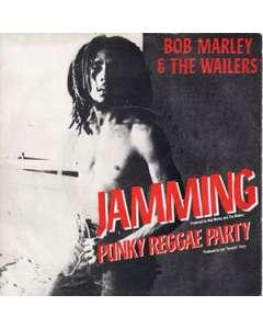 Jammin' - Bob Marley - Drum Sheet Music