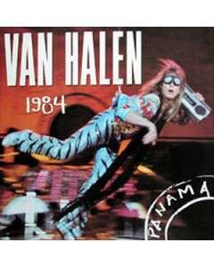 Panama - Van Halen - Drum Sheet Music