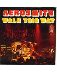 Walk This Way - Aerosmith - Drum Sheet Music