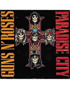 Paradise City - Guns N' Roses - Drum Sheet Music