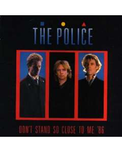 Don't Stand So Close To Me - The Police - Drum Sheet Music