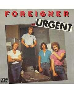 Urgent - Foreigner - Drum Sheet Music