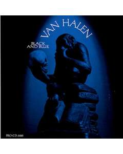Black And Blue - Van Halen - Drum Sheet Music