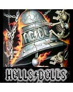 Hells Bells - AC/DC - Drum Sheet Music