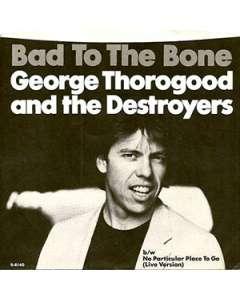Bad To The Bone - George Thorogood - Drum Sheet Music