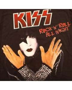 Rock And Roll All Night - Kiss - Drum Sheet Music