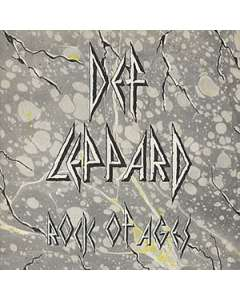 Rock Of Ages - Def Leppard - Drum Sheet Music