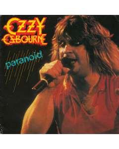 Paranoid - Ozzy Osbourne - Drum Sheet Music