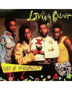 Cult Of Personality - Living Color - Drum Sheet Music