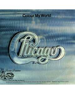 Colour My World - Chicago - Drum Sheet Music
