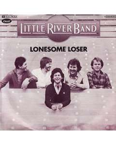 Lonesome Loser - Little River Band - Drum Sheet Music