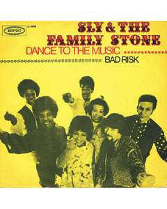 Dance To The Music - Sly & The Family Stone - Drum Sheet Music