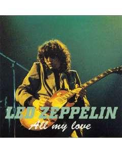 All My Love - Led Zeppelin - Drum Sheet Music