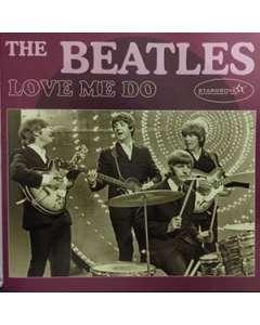 Love Me Do - The Beatles - Drum Sheet Music