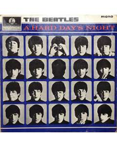 A Hard Day's Night - The Beatles - Drum Sheet Music