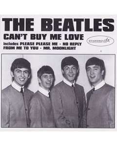 Can't Buy Me Love - The Beatles - Drum Sheet Music