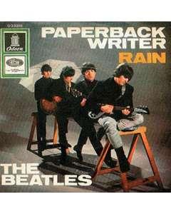 Paperback Writer - The Beatles - Drum Sheet Music