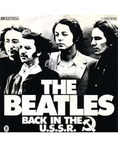 Back In The USSR - The Beatles - Drum Sheet Music
