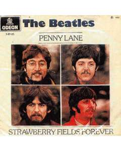 Penny Lane - The Beatles - Drum Sheet Music