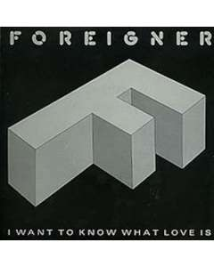 I Wanna Know What Love Is - Foreigner - Drum Sheet Music