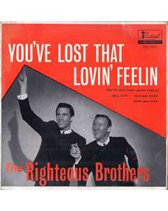 You've Lost That Loving Feeling - Righteous Brothers - Drum Sheet Music