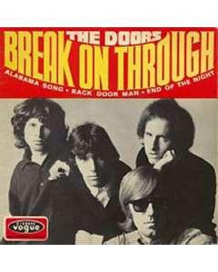 Break On Through - The Doors - Drum Sheet Music