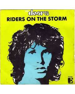 Riders On The Storm - The Doors - Drum Sheet Music