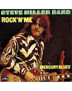 Rock'n Me - The Steve Miller Band - Drum Sheet Music