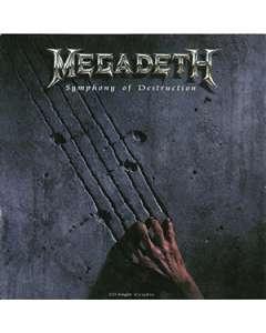 Symphony Of Destruction - Megadeath - Drum Sheet Music