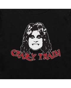 Crazy Train - Ozzy Osbourne - Drum Sheet Music