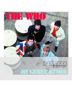 My Generation - The Who - Drum Sheet Music