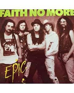 Epic - Faith No More - Drum Sheet Music