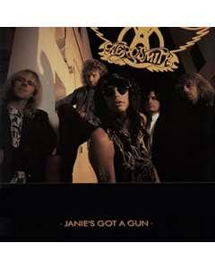 Janie's Got A Gun - Aerosmith - Drum Sheet Music